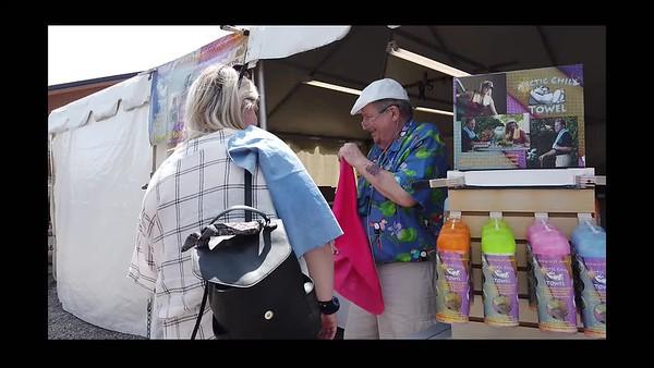 Flea Market Memorial Day