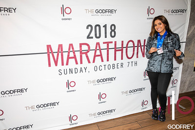 Chicago Marathon Post Party 10-07-18