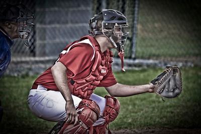 BV Baseball vs Camden 4-3-12