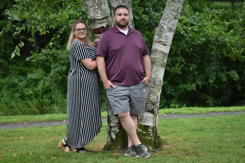 Nicole McGreevy and Joe Curtin - July 18th 2019