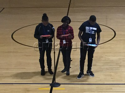 Black History Month Assembly 2.12.2020