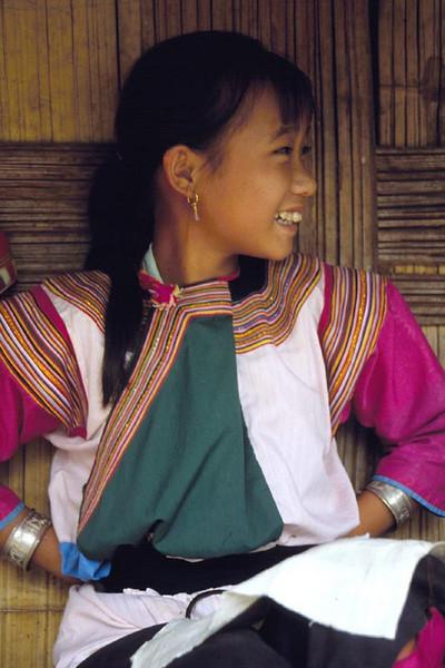 Lisu Pang Mai Daeng, Thailand 1989