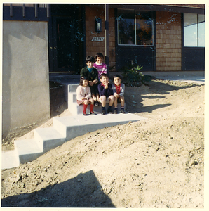 1966 Bustillos Family: The Mission Viejo Years