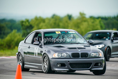 74 Gray BMW