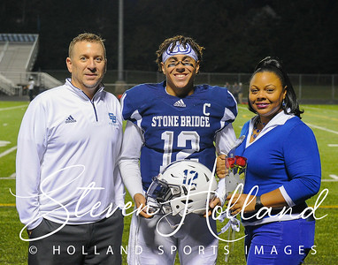 Senior Night - Stone Bridge 10.25.2018 (by Steven Holland)