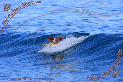 2008_11_05 - MARTY - Surfing Log Cabin, North Shore - OAHU