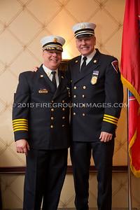 Nichols Farewell & Retirement Dinner (Trumbull, CT) 2/7/15