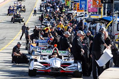 2019 IndyCar Firestone GP Monterey