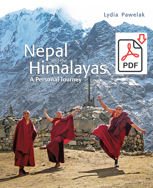 e-book NEPAL AND THE HIMALAYAS: A Personal Journey