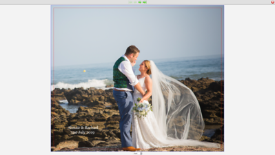 Rachael and Alistair - Final Proofs