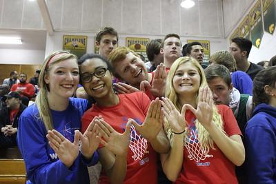 Varsity Basketball at Kennedy