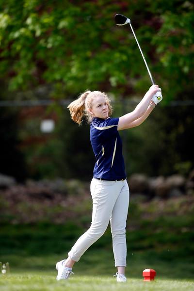 Varsity Girls' Golf May 2017