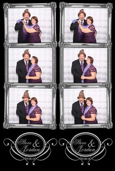 Steve & Jordan's Wedding (09/08/18)