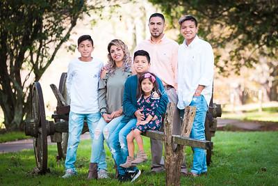 Silvia's Fall Family Photos