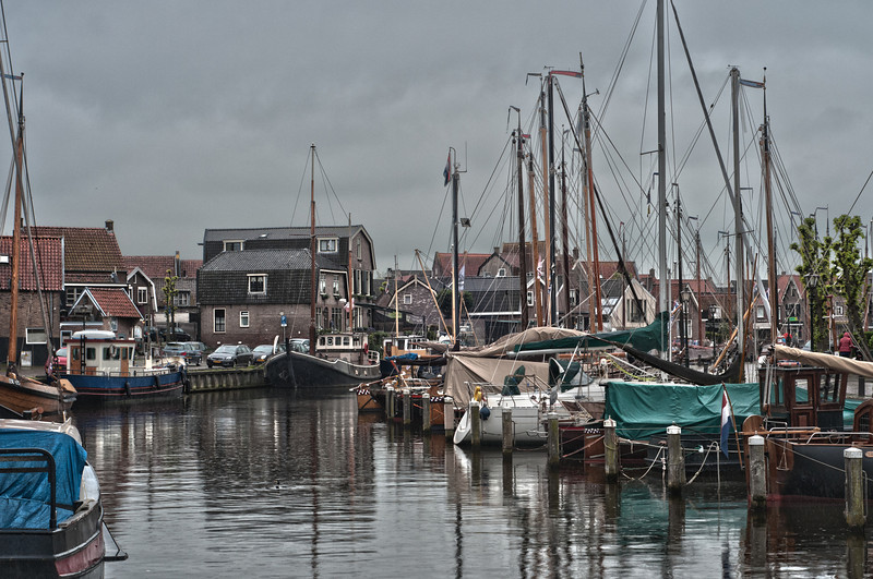 Spakenburg Harbour