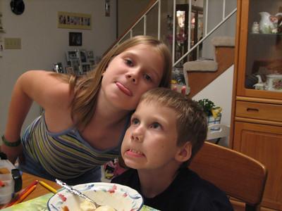 Ellie & Isaac 2006