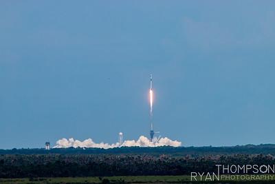 SpaceX Demo-2 Crew Dragon