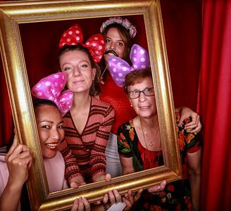 APH Christmas Party 2018 Photobooth Photos