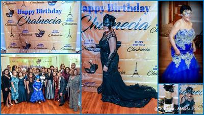 Chalnecia Davies's Birthday Masquerade Party