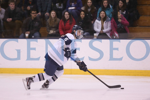 Ice Hockey vs. Buffalo State (SUNYAC Semi Finals)