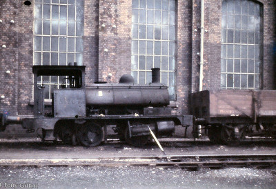 Aspinall Lancashire & Yorkshire Railway Class 21 'Pugs' Tank Engine
