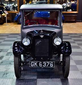 1930 Austin 7 Fabric Saloon GK6376