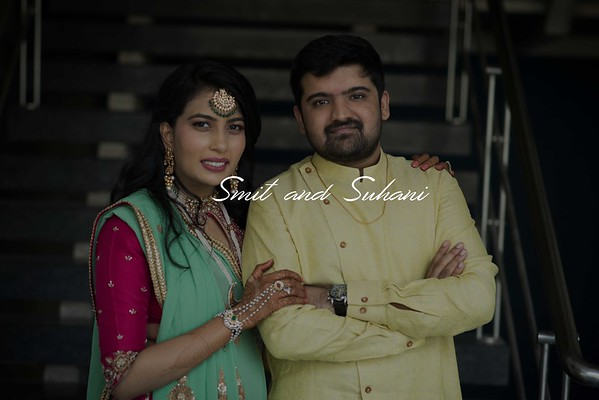 Smit and Suhani