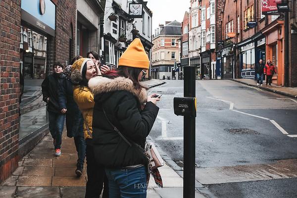 York - March 2018
