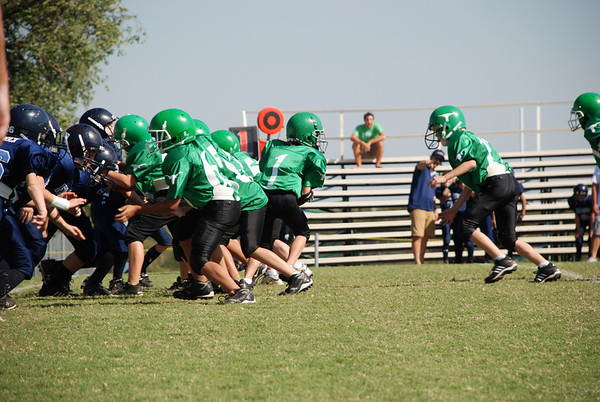 Jones 5th Grade Football - Kim Gunn