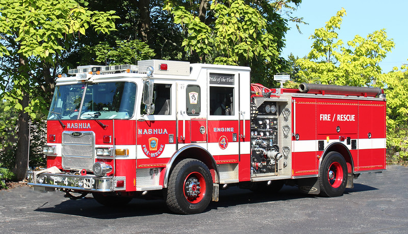 Engine 8   2004 Pierce Arrow XT   1250 / 500