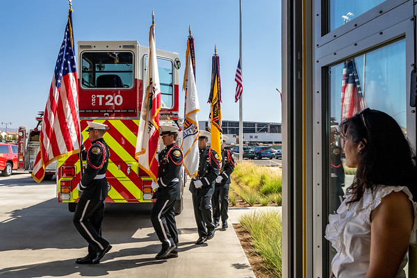 Irvine Fire Station 20 Grand Opening - July 19th, 2018