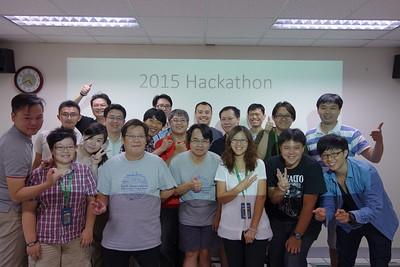 20150801 Hackathon