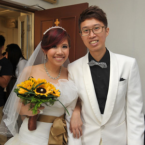 Terence & Sze Yin