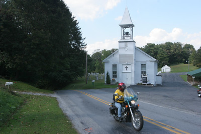 Motorcycling Lancaster Co. PA  sept 26-27,2006
