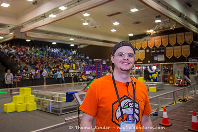 Robotics Competition 3/11/18
