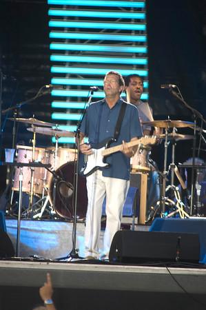 Eric Clapton 2006 i Augustenborg Slotspark
