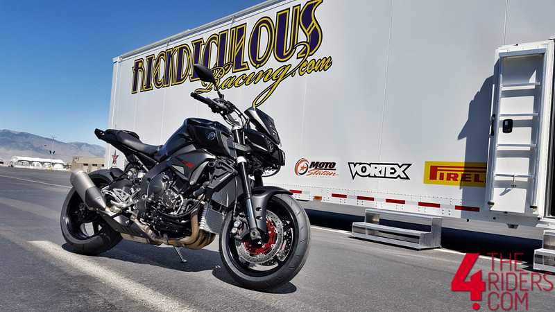 yamaha MT10 first look