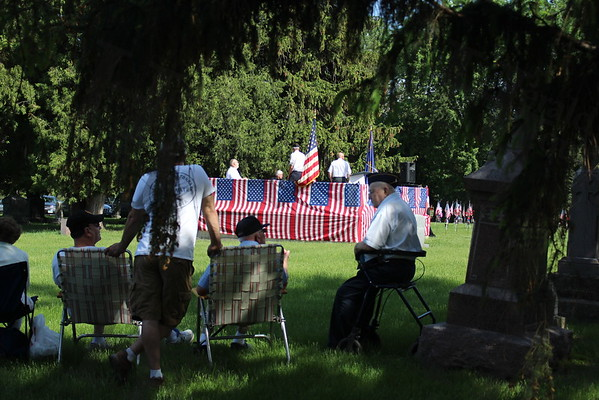 Winsted Memorial Day Service 2018