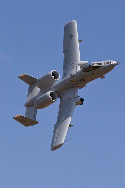 Colorado Springs Practice Airshow