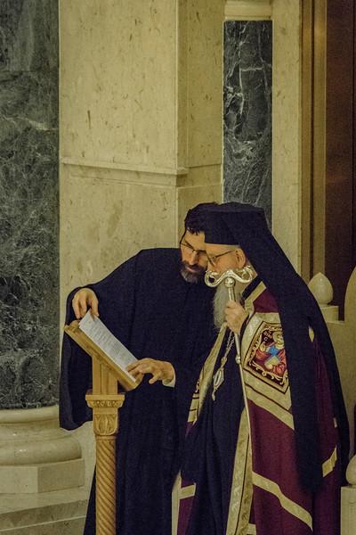 Bridegroom Matins at St. Sophia