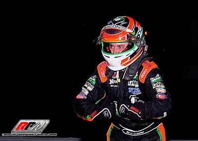 Bloomington Speedway - USAC - 4/12/19 - Lee Greenawalt
