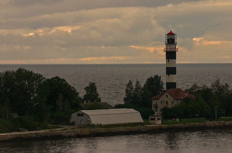 Daugavgriva Lighthouse
