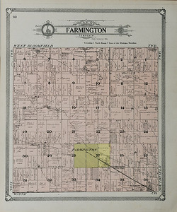 Farmington MI Area Local History