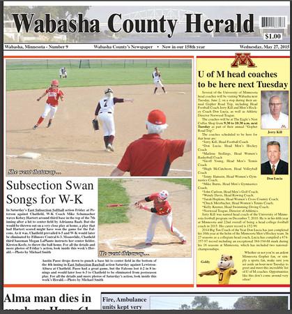Wabasha County Herald