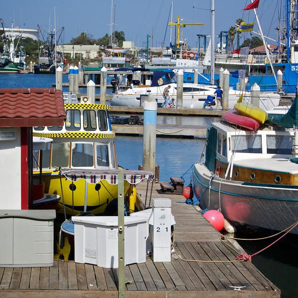 Happy boat. Ventura Harbor Village