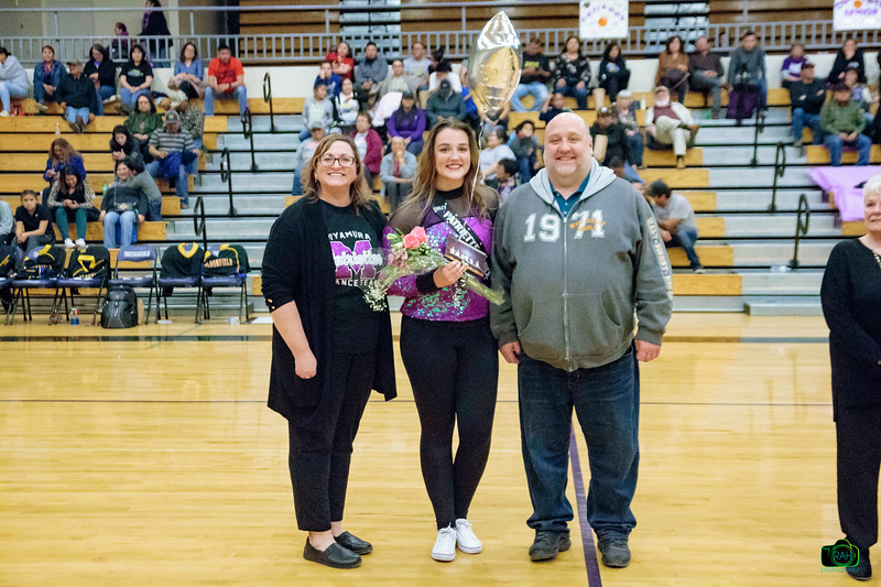 MHS Cheer & Dance Senior Night 2-20-2020