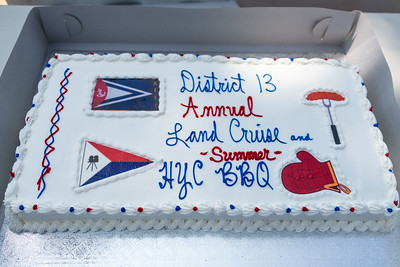 2018 District 13 Land Cruise BBQ