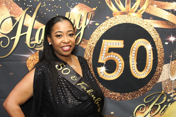 FEBRUARY 1ST, 2020: KEISHA'S 50TH BIRTHDAY BASH