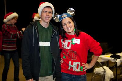 The Bridge Christmas Party - December 8, 2010