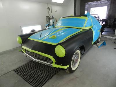 1957 Ford Thunderbird - Sid